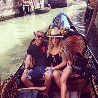 Emilie Nef Naf et Jérémy Ménez : vacances sexy en amoureux à Venise