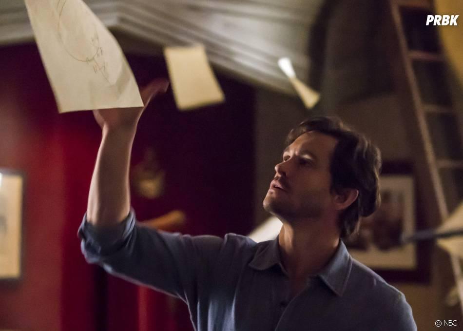 Hannibal saison 3, épisode 2 : Hugh Dancy (Will) sur une photo