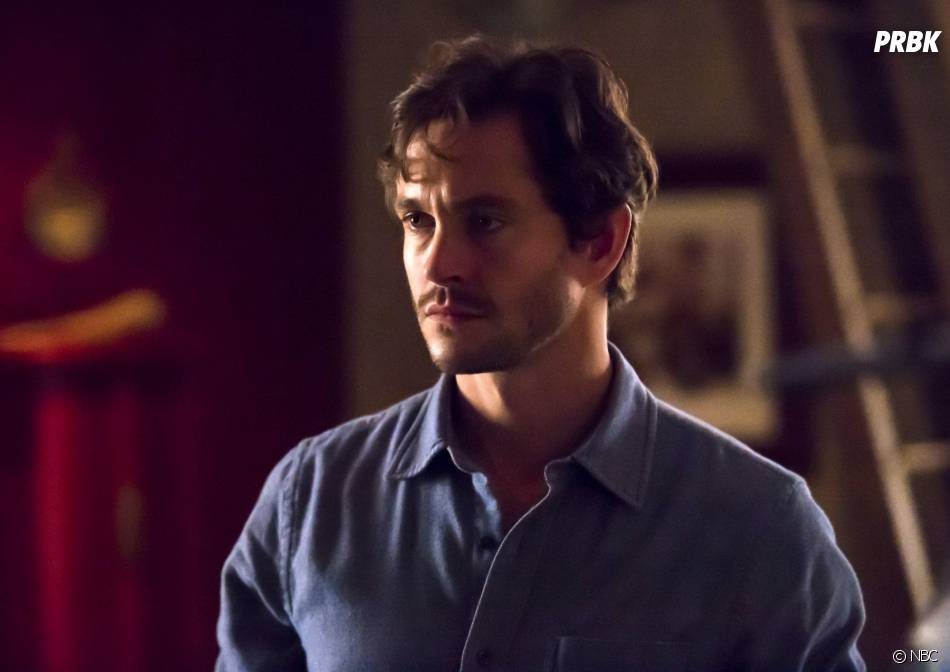 Hannibal saison 3, épisode 2 : Hugh Dancy sur une photo