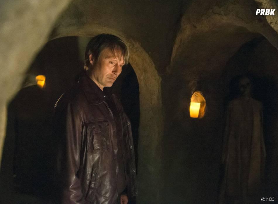 Hannibal saison 3, épisode 2 : Mads Mikkelsen sur une photo