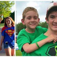 Pour sensibiliser au handicap de son frère, cet ado a traversé le Michigan en le portant sur son dos