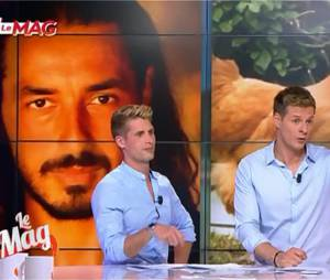 Matthieu Delormeau VS Moundir : nouveau tacle dans Le Mag sur NRJ12, le 10 juin 2015
