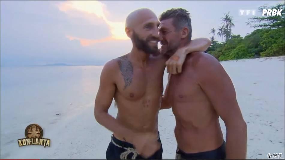 Koh Lanta 2015 : Jeff à son retour sur l'île