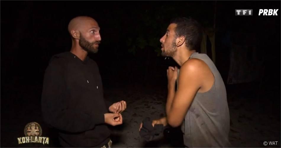 Koh Lanta 2015 : Jeff s'est expliqué avec Nessim
