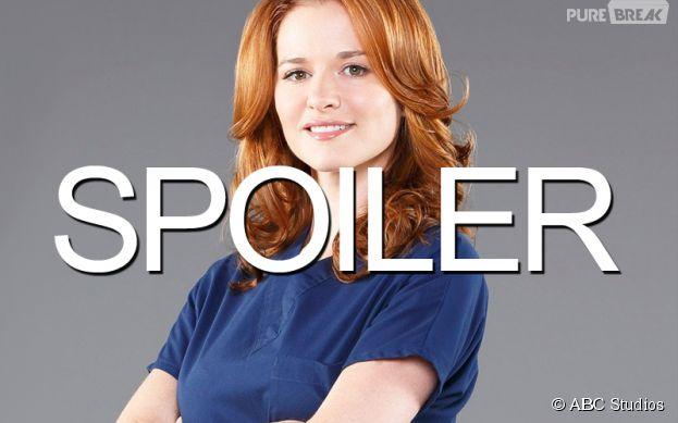 Grey's Anatomy saison 12 : quel choix pour April ? La réponse de Sarah Drew