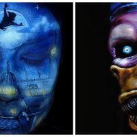 Féeriques, magiques ou monstrueux, les maquillages de cette californienne sont hallucinants