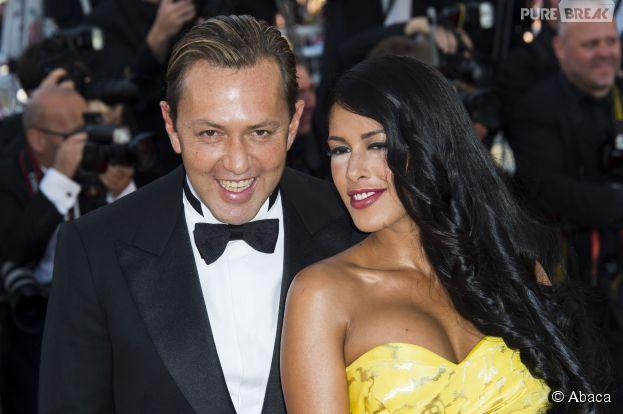 Ayem Nour et Vincent Miclet en couple sur le tapis rouge du festival de Cannes 2015