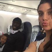 Ludivine et Bacary sagna : vacances au Portugal et nouvelle coupe pour le footballeur