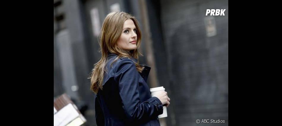 Castle saison 8 : Stana Katic de retour