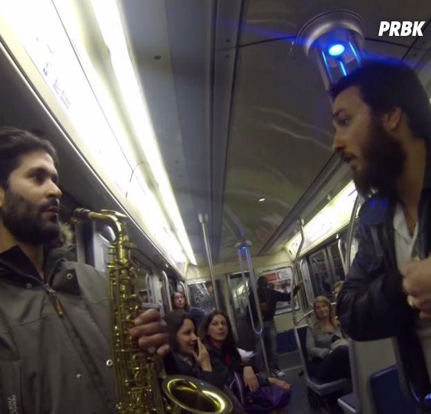 La technique imparable pour se faire de l'argent dans le métro