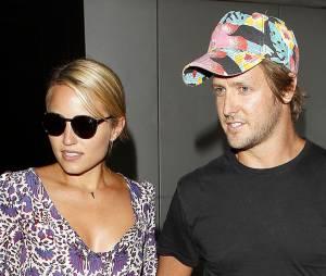 Dianna Agron et Nick Mathers ont rompu en 2014