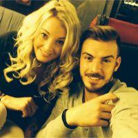 Aurélie Dotremont et Julien Bert : déclaration pour leurs 11 mois... avant d'emménager ensemble