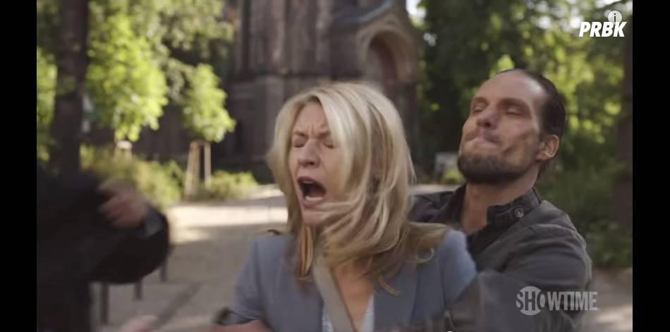 Homeland saison 5 : Carrie déjà kidnappée