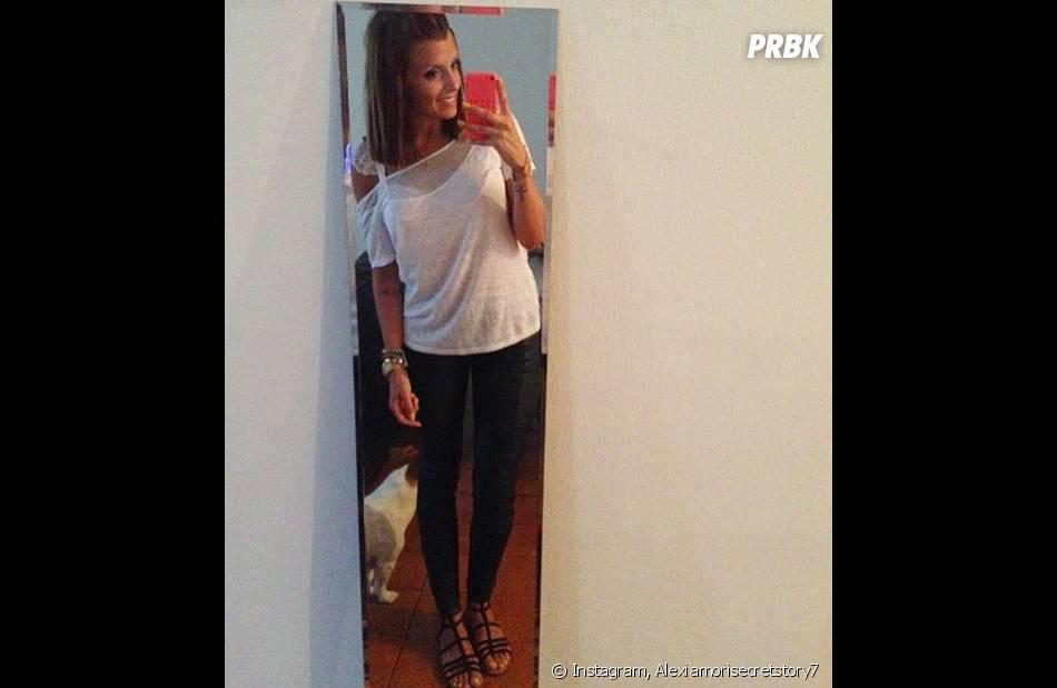 Alexia Mori trop maigre ?