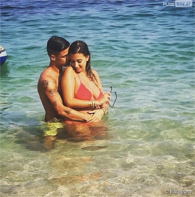 Martika (La Villa des coeurs brisés) en couple avec le footballeur Sébastien Amoros