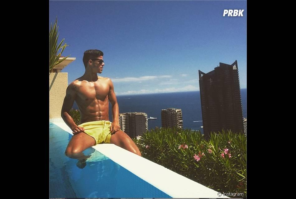 Martika (La Villa des coeurs brisés) : son chéri le footballeur Sébastien Amoros est très sexy