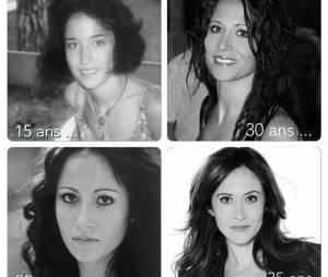 Fabienne Carat (Plus belle la vie) : son évolution en photos de 15 à 35 ans