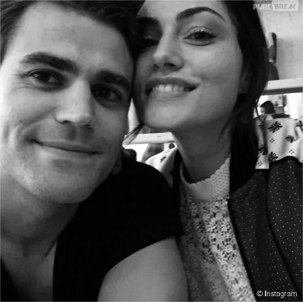 Paul Wesley et Phoebe Tonkin amoureux et complices sur Instagram