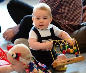 Prince George a 2 ans : 15 photos qui prouvent que c'est déjà lui le roi