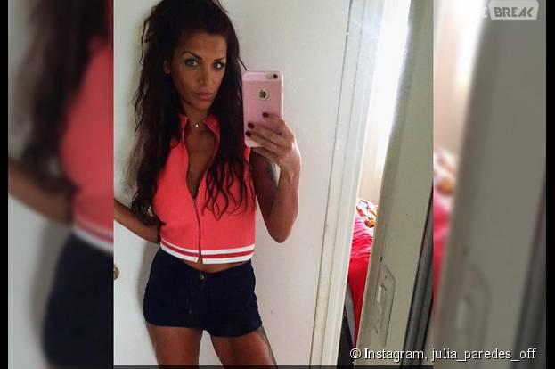 Julia (Les Anges 7) sexy lors de ses vacances à Miami, sur Instagram