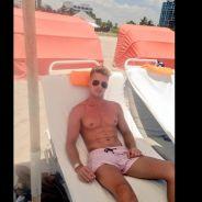 Benoît Dubois : ses photos sexy et musclées en vacances à Miami