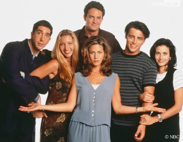 Friends : des salaires hallucinants pour les acteurs de la série