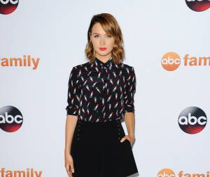 Grey's Anatomy : Camilla Luddington alias Jo Wilson lors des ABC Television Critics Association à Los Angeles, le 4 août 2015