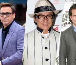 Robert Downey Jr, Jackie Chan, Bradley Cooper : les acteurs les mieux payés dans le monde