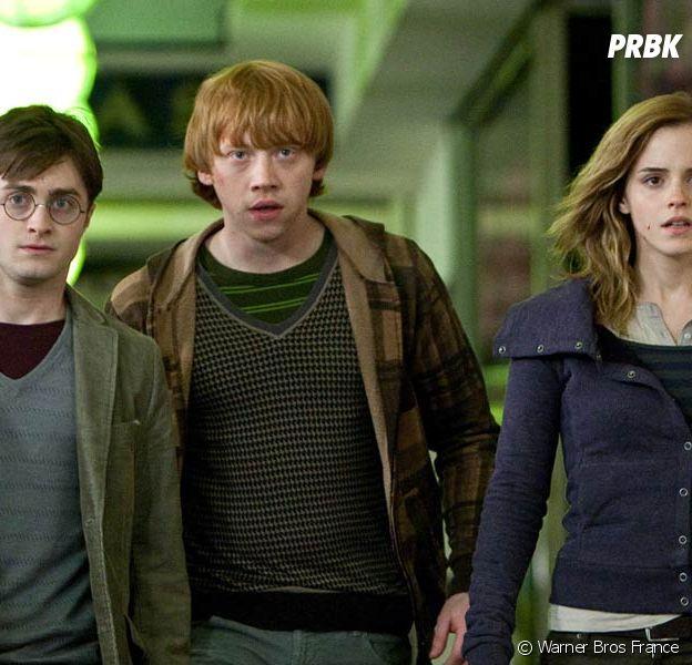 Harry Potter : bientôt une série pour le jeune sorcier ? La réponse de J.K. Rowling