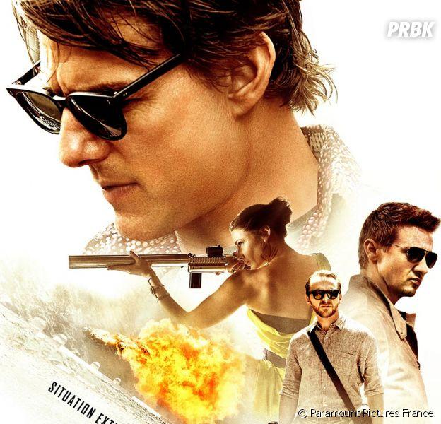 Mission Impossible 5 - Rogue Nation au cinéma le 12 août 2015