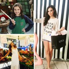 """Les Sorciers de Waverly Place : la """"soeur"""" de Selena Gomez a bien grandi !"""