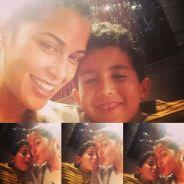 """Ayem Nour, sa déclaration touchante à son petit frère : """"Trop d'années sans te voir, te connaître"""""""