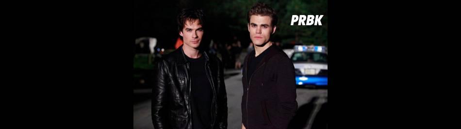 The Vampire Diaries saison 7 : Damon et Stefan face au retour de Lily Salvatore