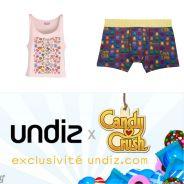 Candy Crush x Undiz : une collection de sous-vêtements pour les accros aux bonbons