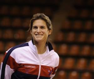 Amélie Mauresmo maman : l'ex-joueuse de tennis a accouché