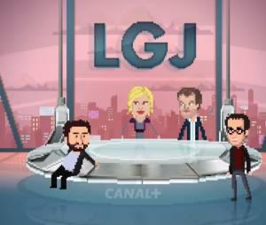 Le Grand Journal : Mouloud de retour dans l'émission