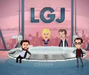 Le Grand Journal : Mouloud de retour dans l'émission de Canal+