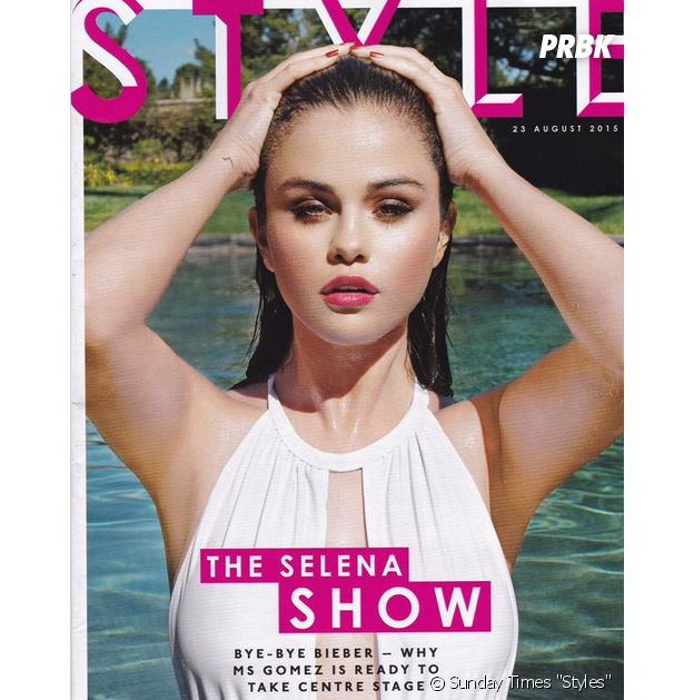 Selena Gomez tourne la page Justin Bieber
