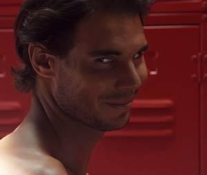 Rafael Nadal se met à nu lors d'un strip-tease pour Tommy Hiliger