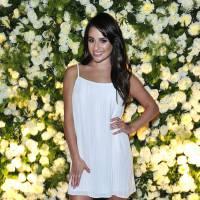 """Lea Michele après la mort de Cory Monteith : """"J'ai travaillé dur pour être de nouveau heureuse"""""""