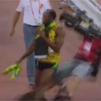 Usain Bolt fauché par un Segway : la vidéo buzz qui fait le tour du web