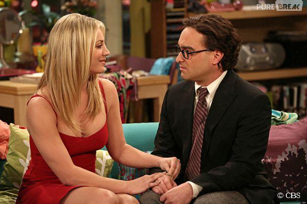 The Big Bang Theory saison 9 :Penny et Leonard vont se marier