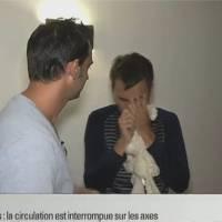 Bertrand Chameroy piège BFM TV en direct : le chroniqueur de TPMP déguisé en faux écolier