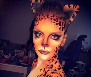 Perrie Edwards : la chanteuse de Little Mix transformée en guépard sur Instagram