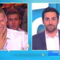 Matthieu Delormeau : son quotidien agité chez D8 vu par Camille Combal dans TPMP
