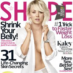 Kaley Cuoco (The Big Bang Theory) sexy et délirante dans les coulisses de son shooting hot