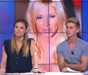 Benoît Dubois : coup de gueule contre les candidats de télé-réalité qui ont affiché leur soutien à Angie en vidéo, dans Le Mag de NRJ 12, le 15 septembre 2015
