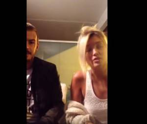 Aurélie Dotremont soutient Ange Be en vidéo