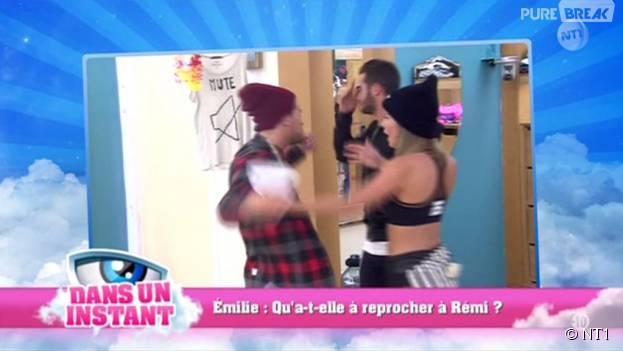 Secret Story 9 : gros clash entre Emilie et Rémy