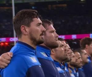 Julien Courbet, Thibault (Les Anges), Gilles Verdez... les stars soutiennent l'équipe de France de Rugby à la Coupe du Monde